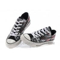 Chuck Taylor Flag Union Jack Rock CONVERSE British Flag All Star Noise Sneakers