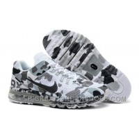 Outlet Air Max 2013 Kids Shoes Online Camo Grey Cheap